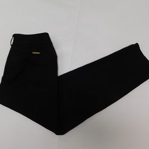 Michael Kors 6 Black Casual Pants Straight Poly Bl
